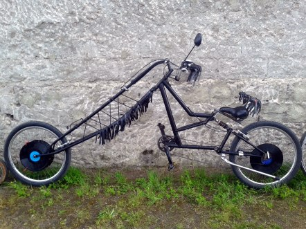 Le plus grand des Chopper de Vélocampus